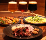 自家製ビールとビストロ料理を堪能! 「ブリューパブ テタールヴァレ」【大阪】