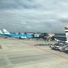 ヨーロッパの旅:KLMで成田からオランダ・スキポール空港へ