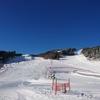 雪山遊び11日目/ちくさでアルペンボードとフリースタイルボード🏂