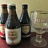 ベルギー トラピストビール シメイ(CHIMAY)3種飲み比べ