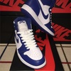 "NIKE AIR JORDAN 1 RETRO HIGH OG ""STORMBLUE"""