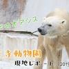 【過去レポ#4】人波のオアシス、天王寺動物園現地レポート(2019/12/7)