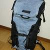 デザインを重視してDIESELのデニムバックパックを買った!