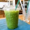 PORLOR熱風アジアの沖繩薬草スムージー!沖縄のグリーンパワーがつまったインパクトの一杯【カフェ】