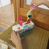 6年生:図工 くるくるクランク 制作中