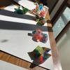 認知症予防サークル「わっこ」で宝石石けんを作りました