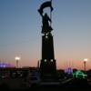 🌒中央広場@ウラジオストク🌒《ウラジオストク慰安旅行🐸》