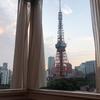 プリンスタワーパーク東京へ宿泊の感想