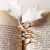 クリスマスに贈りたい「プロポーズリング」