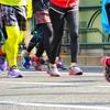 【消化】と【フルマラソン】では、同等のカロリーを消費している。