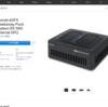 Mac向けeGPU Sonnet eGFX Breakaway Puck Radeon RX 560 External GPUがAppleStoreで発売