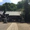 伊豆美神社  狛江市中和泉