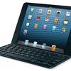 Logitech Ultrathin Keyboard miniが新発売:iPadmini用アルミ製Bluetoothキーボードカバーケース
