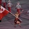【ピタ・タウファトファ】極寒の平昌五輪開会式に、なんと上半身裸で登場!
