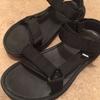 【一人旅のおすすめアイテム④】超歩きやすいTevaのサンダルは夏旅・南国旅のお供に最適!