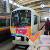 きらきらうえつ号に乗車して鶴岡まで行ってきました。