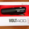 CAT EYE の充電式 LED ヘッドライト「VOLT400(HL-EL461RC )」レビュー