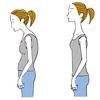 巻き肩・猫背の原因!大胸筋が固くなる理由とケアについて