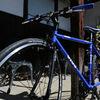 クロスバイクを乗り始めました