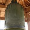 八幡宮の鐘