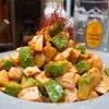 【レシピ】鶏ハムとアボカドのピリ辛サラダ