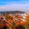 【リュブリャナ】のんびり散策その①街のシンボル、リュブリャナ城へ!