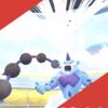 【ポケモンGo】「ボルトロス」(けしん)何人で勝てるか実際に野良さんと共闘し数戦してみた。