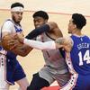 【NBA】ウィザーズは76ersに3連敗で崖っ縁 八村塁は10得点 バックスはスイープで8強一番乗り