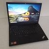 【Lenovo ThinkPad E595 実機レビュー】5万円以下で買えるコスパの良いノートパソコン【スペック紹介・ベンチマーク測定】