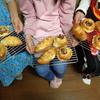 今週のこどもパン教室レポート