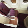 タイ国際航空 Thai Airways International Royal Silk Class A300-300 TG640 BKK-NRT
