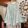 春が来る!vintageサーキュラースカート♡