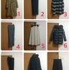 アラサーミニマリストの服の総数