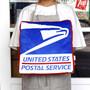 ダイカットクッション USPS ポスタルサービス アメリカ合衆国郵便公社