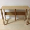 DIY 簡単手作りサイドテーブル 作成・完成