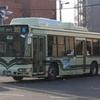 京都市バス車両動向(2014年度)