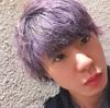 紫になりました♪