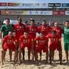 Mundialito de Clubes 2017 二試合目の結果