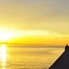 波崎新港 黒生漁港にて釣り