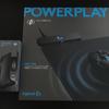 ロジクール G502WL LIGHTSPEED ワイヤレスマウス & POWERPLAY マウスパッド レビュー
