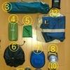 必要最低限で行きたい ソロキャンプ道具一式 ワンバッグにインで簡単時短準備