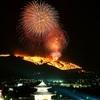 奈良で開催される1月のイベントといえば「若草山の山焼き」
