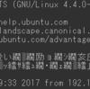 VirtualBoxのUbuntuにホストオンリーアダプタを使用して簡単にssh接続する