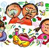 食道がんのダンピングがゴールデンタイムに起きたら。。。家族に病人がいる悪循環
