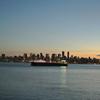 バンクーバーの夜景とオイスター 2016 北米旅行記 その19