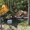 刈萱山荘水明館キャンプ場にいってきました