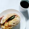 ブーランジェリーケン @下赤塚 絶品ハム味噌ナッツのサンド