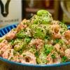 【レシピ】そら豆とちくわの明太マヨネーズ