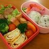 幼稚園の遠足お弁当