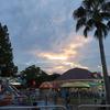 長島スパーランド、花火が近くで見れて、混雑もなく大満足でした。お土産は・・・